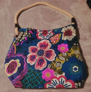 Colorful Boho/Hippie Style Handbag